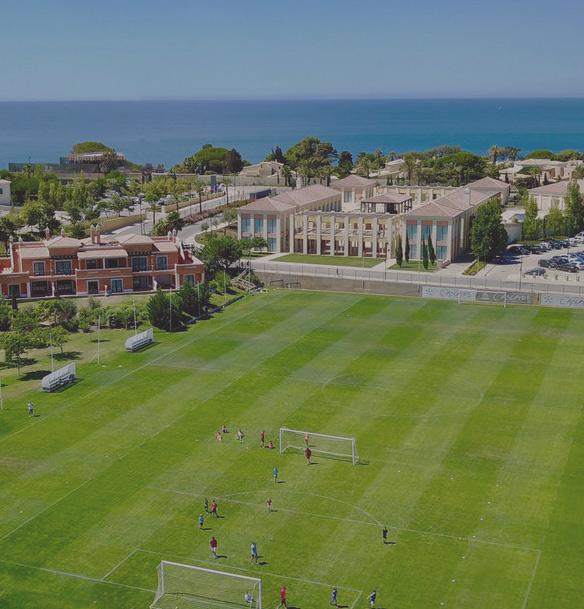 Football resort